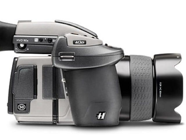 Hasselblad H3DII-50 has 50-Megapixel Sensor, Double the Largest 35mm Sensor