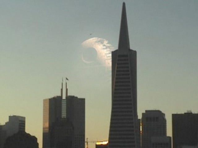 Galactic Empire Begins Invasion of San Francisco