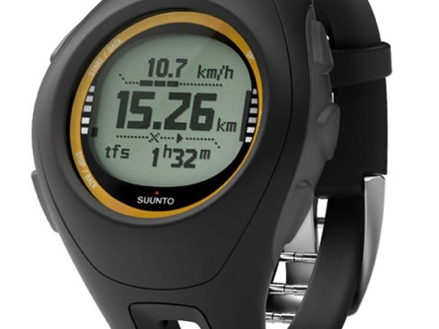 Suunto X10 GPS Watch is Basically Perfect for Tomb Raiding