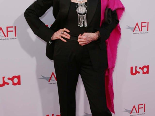 Faye Dunaway: Also Wow.