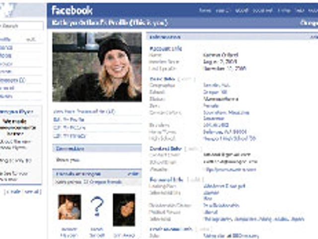 Facebooked: The Art Of Choosing A Picture