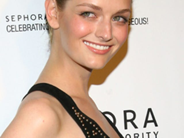 Socialite Lydia Hearst Supports The Wearing Of Underpants In Times Square