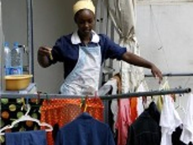 Maid In Lebanon