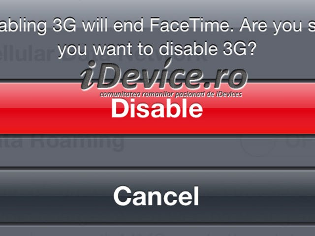 Apple FaceTime Over 3G Seems Closer Than Ever