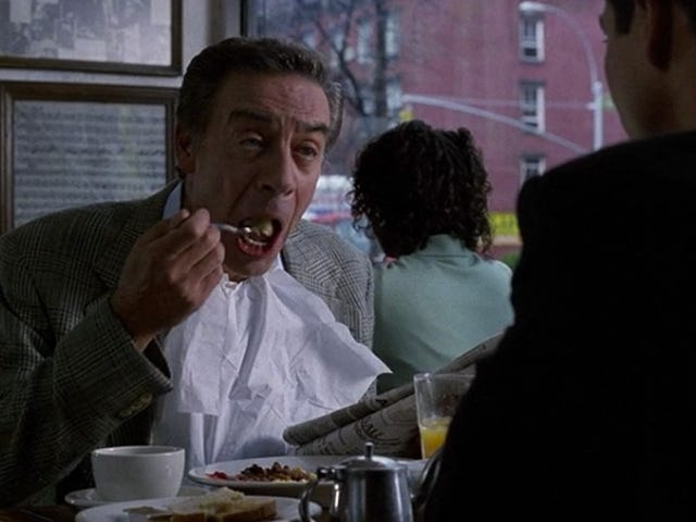 See All Your Favorite Law & Order Actors Eating Sandwiches