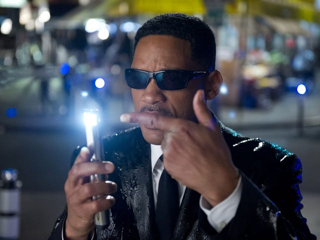 Men in Black 3 will erase all meaning in your life
