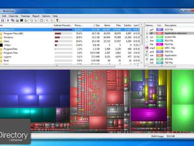 Il miglior analizzatore di spazio su disco per Windows