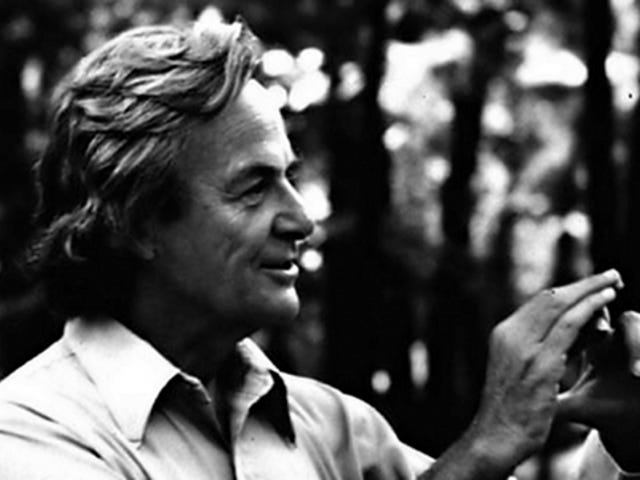 Richard Feynman's FBI Files Make Fascinating Reading