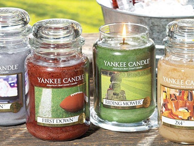 Finally, Some Man Candles for the Man in Your Life