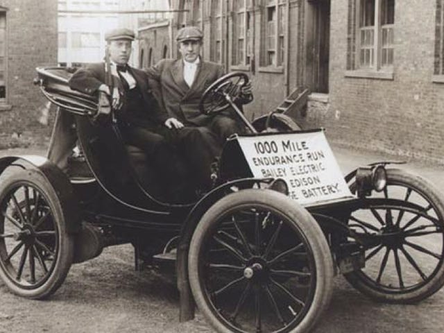 Thomas Edison's Car Battery Is Back And Better Than Ever