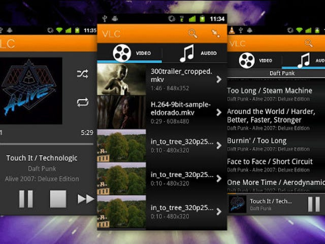 VLC for Android Beta Finally Arrives, Plays Almost Anything on Your Android Device