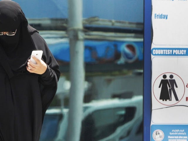There's a Dress Code Battle in the UAE's Shopping Malls