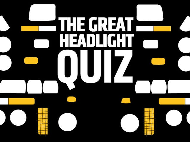 How Good Is Your Car-Light ID Kung-Fu? Take The Quiz!