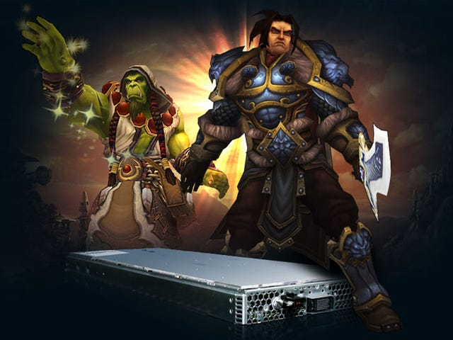 Blizzard Auctions Off Entire Worlds of Warcraft for Charity