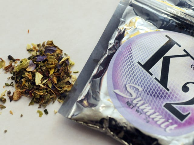 Synthetic weed may cause heart attacks, but it's tough to ban