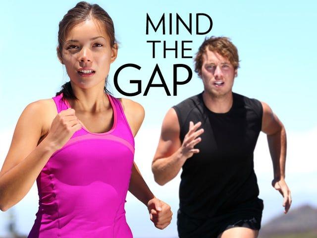 If Women Want to Race Like Men, They Better Look Like Girls