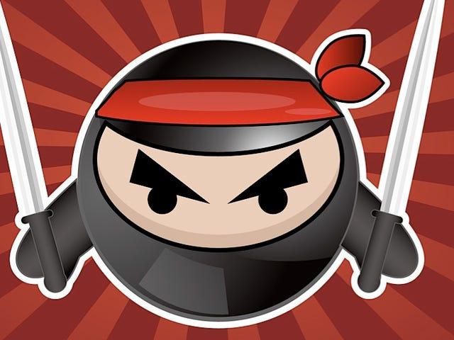 Volunteer Ninjas in London Movie Theater Sound Utterly Terrifying