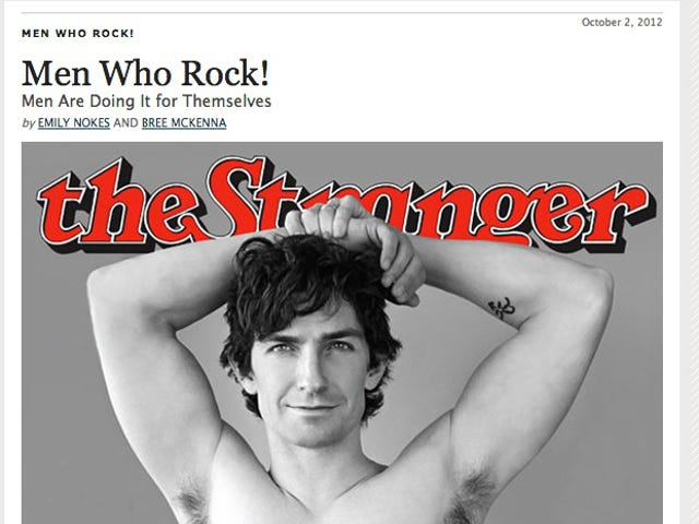 Men Who Rock: Finally, Men Are More than Just a Pretty Face in the Music Biz