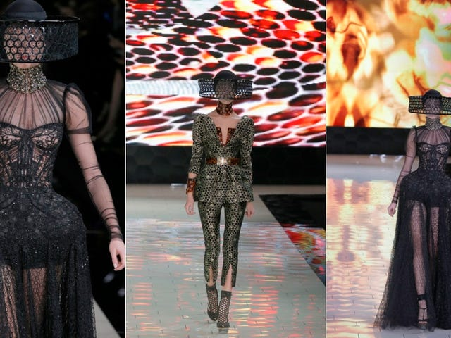 McQueen, for Hive-Minded Princesses Who Rule the Honeycomb Hideout