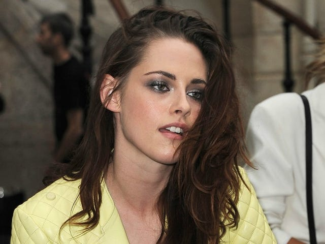 "Kristen Stewart Refers To Herself as a ""Miserable Cunt,"" Marie Claire Responds By Insulting Her ""Grubby"" Clothes"
