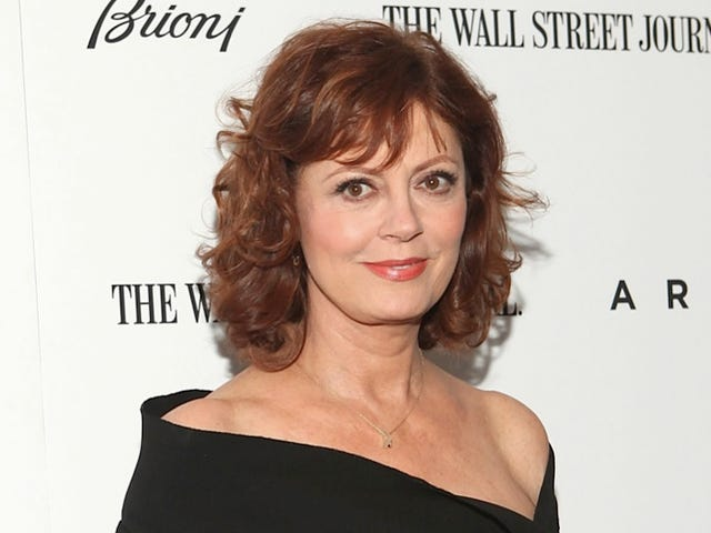 Susan Sarandon Talks About That Time She Was Sexually Assaulted on the Casting Couch
