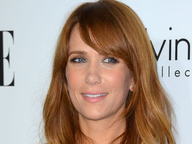 Kristen Wiig Would Like to Give You a Heads-Up About Her Bowel Irregularity