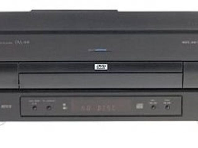 Pioneer Stops Making New Laserdisc Players, Finally Concedes to VHS