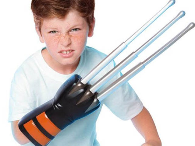 "The Terms ""Child Safe"" and ""Wolverine Claws"" Really Don't Mix"