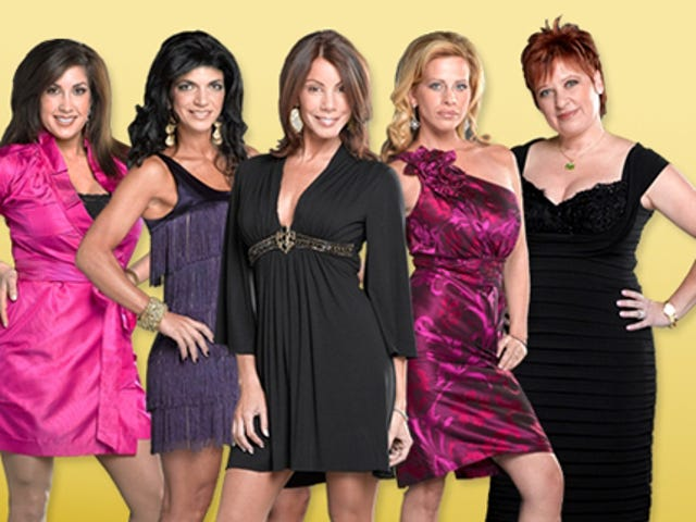 All Of The Jersey Housewives Are Going Broke