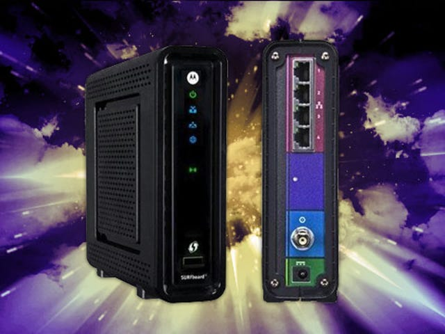 The Motorola SB6141 Is the Best Modem to Ditch Those Rental Fees, Futureproof Your Internet