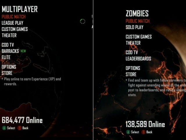 There Are More Than 800,000 People Playing Black Ops II On Xbox Live Right Now