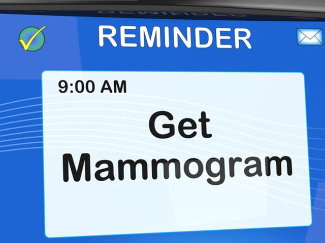 Would You Attend a Mammogram Party?