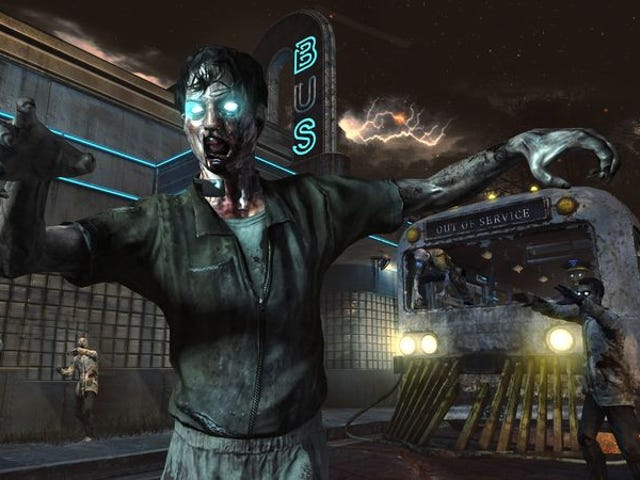 Black Ops II's Zombie Mode: a Bit of Left 4 Dead, a Bit of Adventure Games, and a Whole Lot of Fail