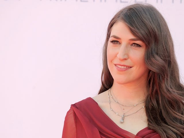 In Awkward Thanksgiving News, Mayim Bialik Announces That She's Getting Divorced