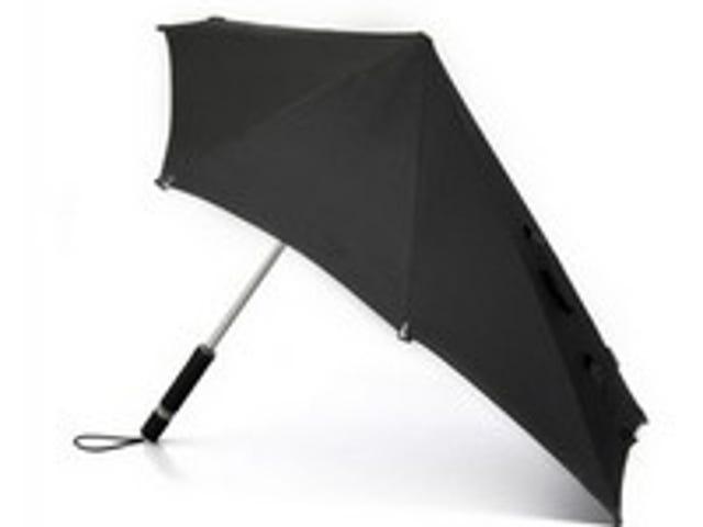 SENZ Storm Umbrella Is Wind-Proof to 70 Miles Per Hour