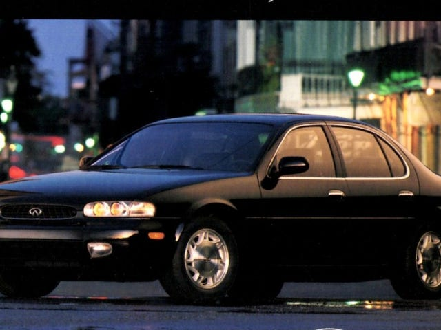 """Forgotten Cars: The """"J"""" Stands For """"Just Fine, Thank You Very Much"""""""