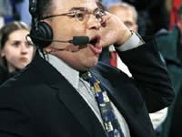 Here Are Those Tirico Stories We Hinted At Last Week