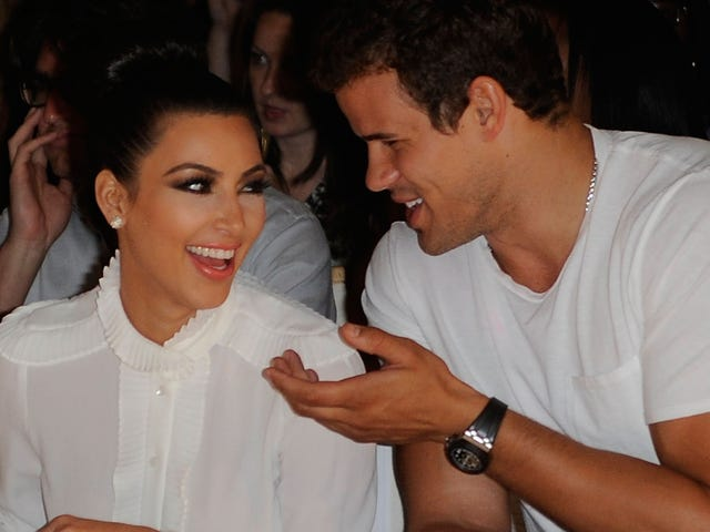 The Kim Kardashian and Kris Humphries Divorce Has Now Gone on 8,000 Times Longer than Their Actual Marriage