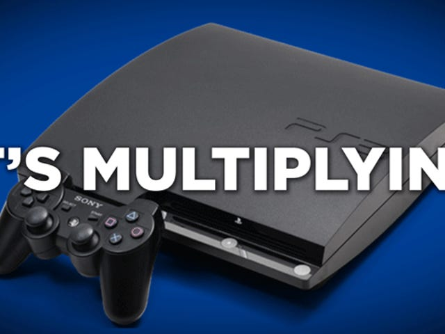 Sony Sold 525,000 PS3s Last Week