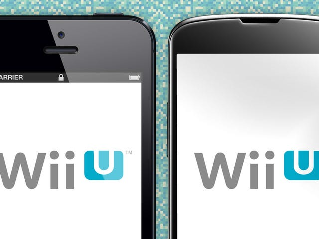 Get the Wii U Experience with the Smartphone You Already Have