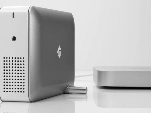 This Thunderbolt Expansion Chassis Can Give Your Macbook RAID Storage and Video Capture