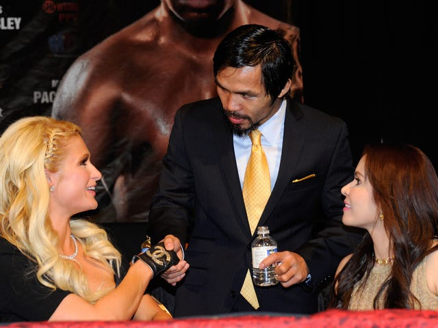Manny Pacquiao's Inner-Circle Continues To Undermine Him; Wife Thinks He Should Just Retire