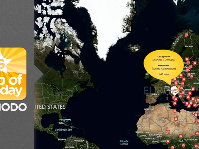 NORAD Tracks Santa: Follow the Big Guy on Any Smartphone