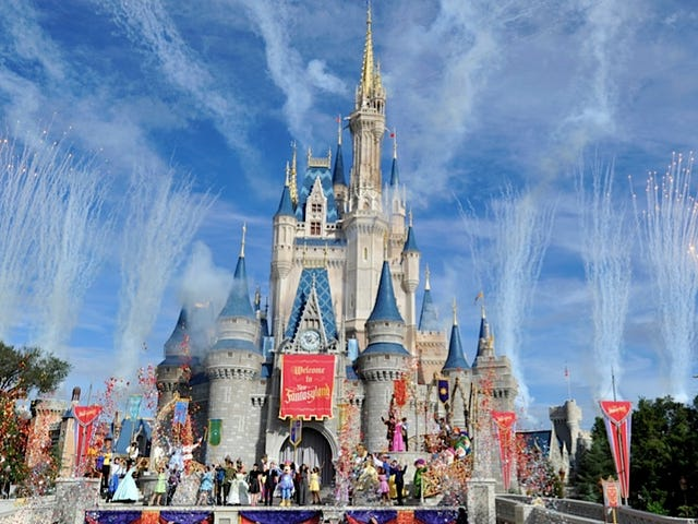Disney World Has Just Built Some Fancy New Castles for Its Favorite Princesses