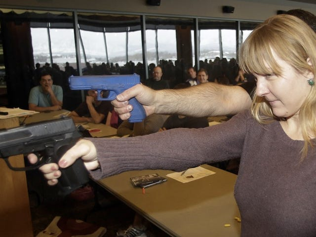 Giving Teachers Guns? There's No Way This Could End Badly!