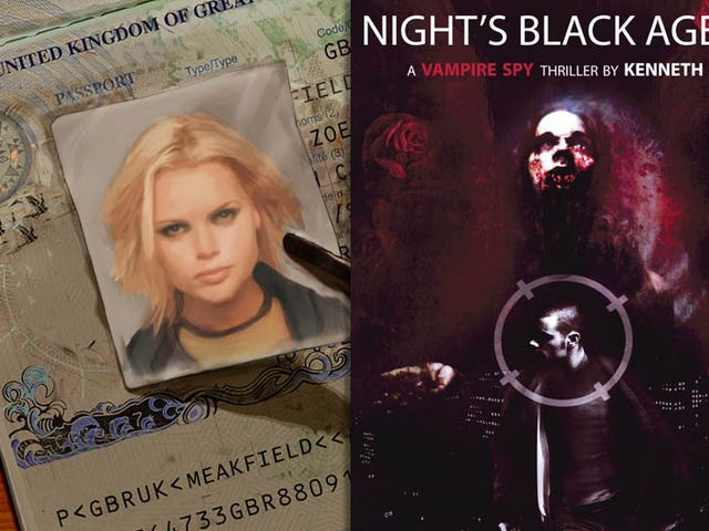 Mix vampires and espionage with tabletop RPG Night's Black Agents