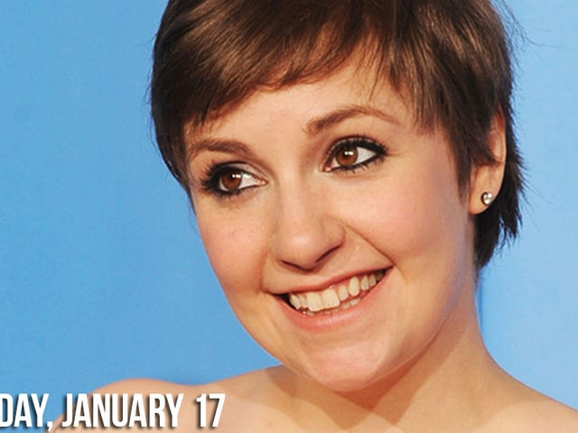 Lena Dunham Proclaims Herself Not That Fat 'For Like, Detroit'