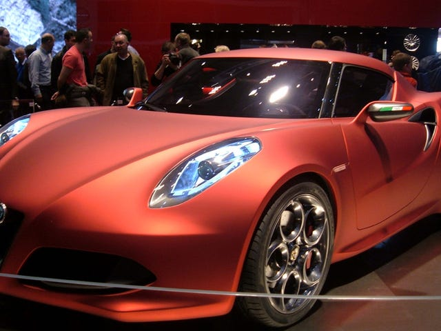 Bravissimo! The Alfa Romeo 4C Is Reportedly Coming To America By The Year's End