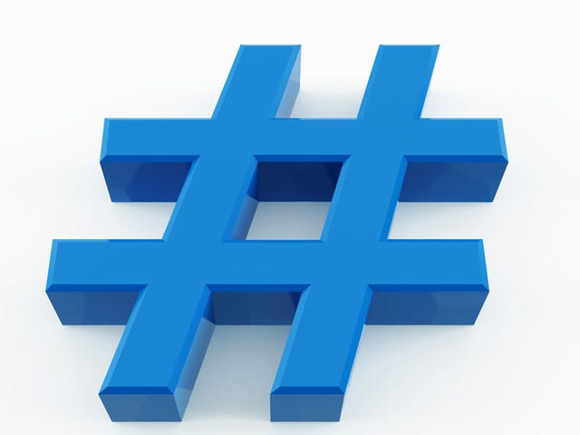 The French Are Too Good for Ridiculous American Words Like 'Hashtag'