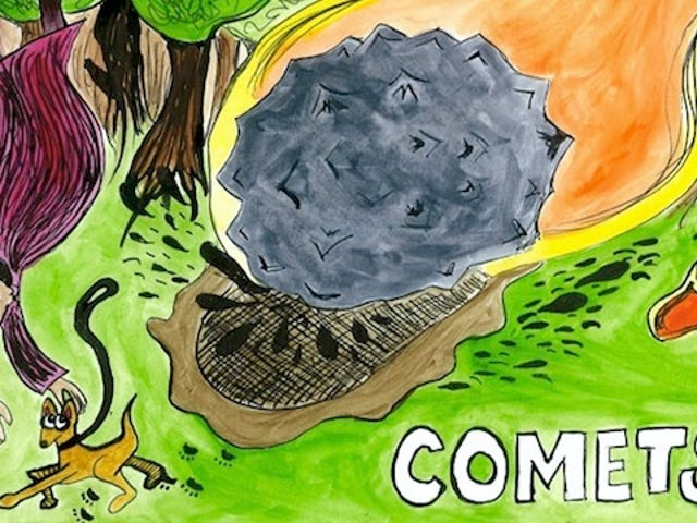 The Webcomic Guide to the Apocalypse: Early Tales of Comets Destroying the World